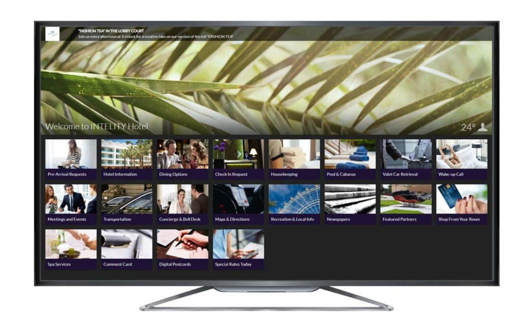 Smart Tv Intelity