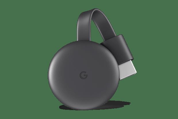 google chromecast bucato